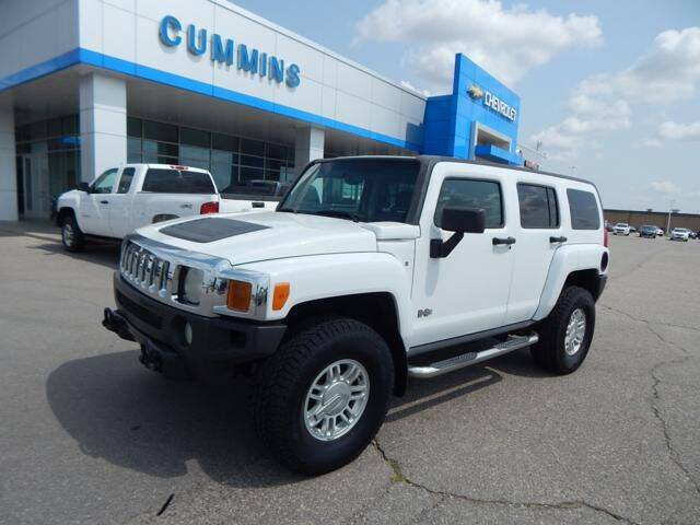 2007 HUMMER H3 for sale in Weatherford, OK