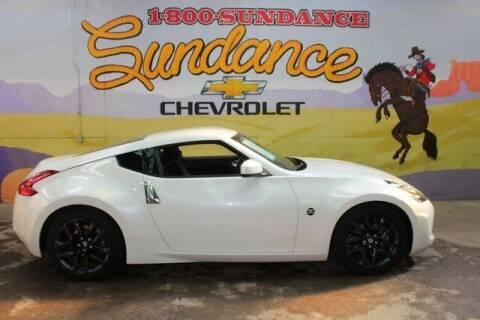 2019 Nissan 370Z for sale at Sundance Chevrolet in Grand Ledge MI