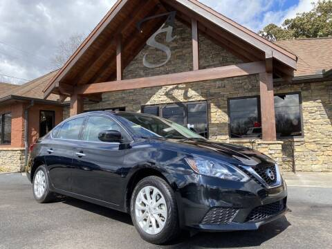 2019 Nissan Sentra for sale at Auto Solutions in Maryville TN