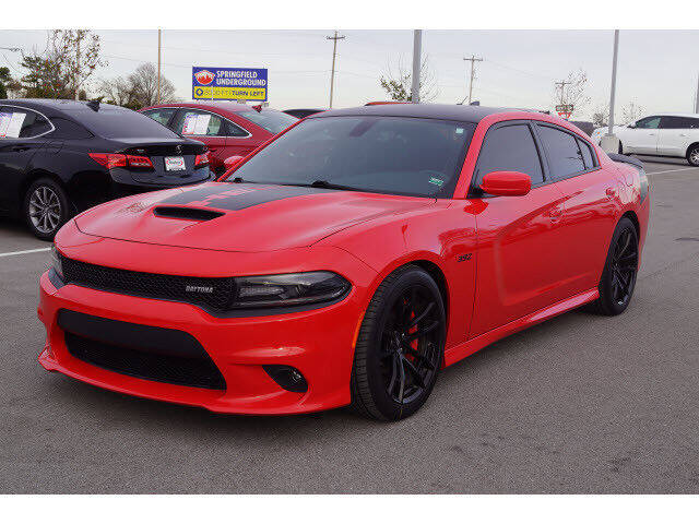 2018 Dodge Charger for sale at Napleton Autowerks in Springfield MO