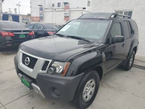 2012 Nissan Xterra for sale at Express Auto Sales in Los Angeles CA