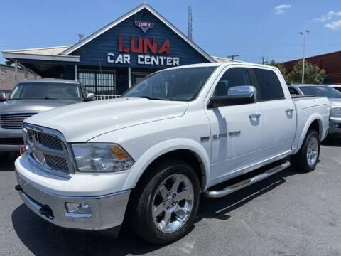2012 RAM Ram Pickup 1500 for sale at LUNA CAR CENTER in San Antonio TX