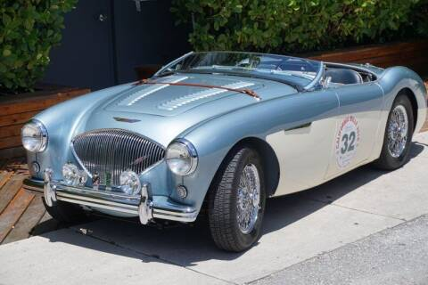 1956 Austin 100M