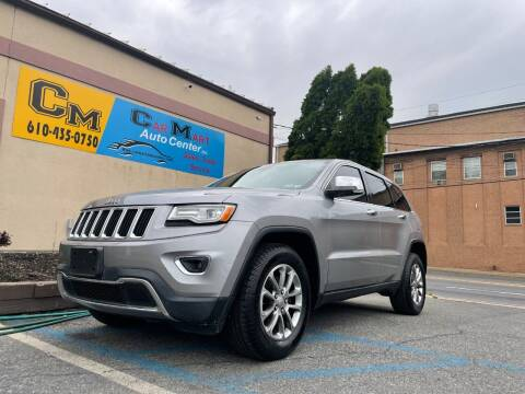 2015 Jeep Grand Cherokee for sale at Car Mart Auto Center II, LLC in Allentown PA