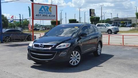 2010 Mazda CX-9 for sale at Ark Motors LLC in Winter Springs FL