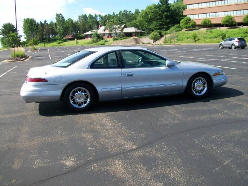 1996 Lincoln Mark VIII for sale at Collector Auto Sales and Restoration in Wausau WI