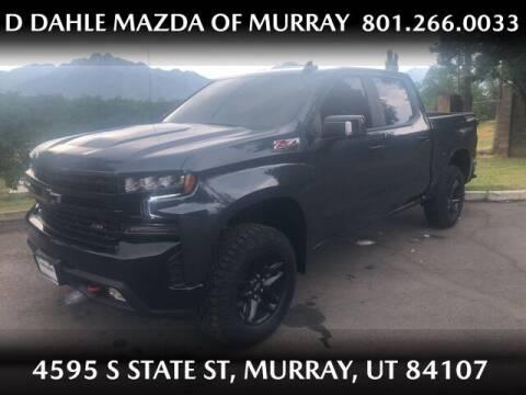2021 Chevrolet Silverado 1500 for sale at D DAHLE MAZDA OF MURRAY in Salt Lake City UT