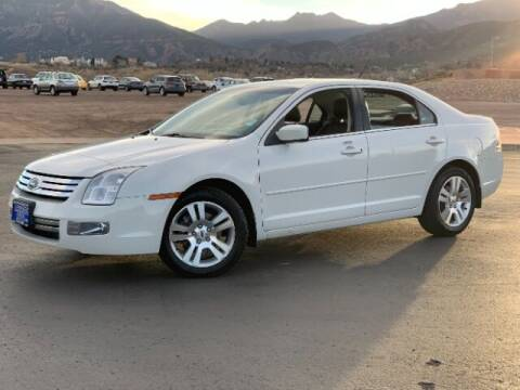 2008 Ford Fusion for sale at Lakeside Auto Brokers Inc. in Colorado Springs CO