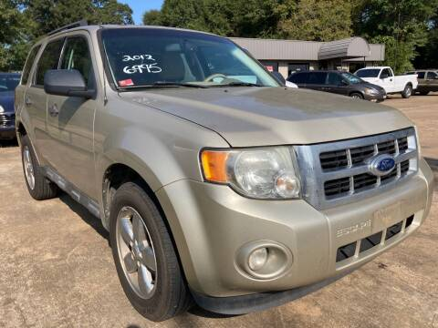 2012 Ford Escape for sale at Peppard Autoplex in Nacogdoches TX