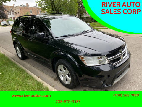 2012 Dodge Journey for sale at RIVER AUTO SALES CORP in Maywood IL
