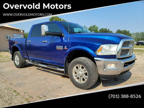 2016 RAM Ram Pickup 3500 for sale at Overvold Motors in Detroit Lakes MN