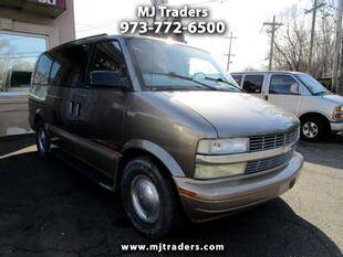 2000 Chevrolet Astro