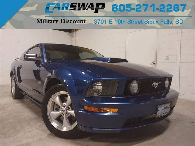 2007 Ford Mustang for sale at CarSwap in Sioux Falls SD