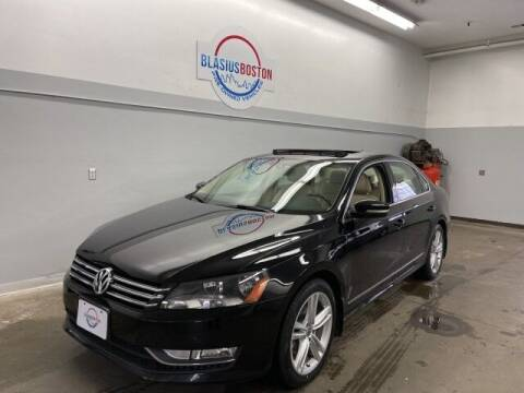 2015 Volkswagen Passat for sale at WCG Enterprises in Holliston MA