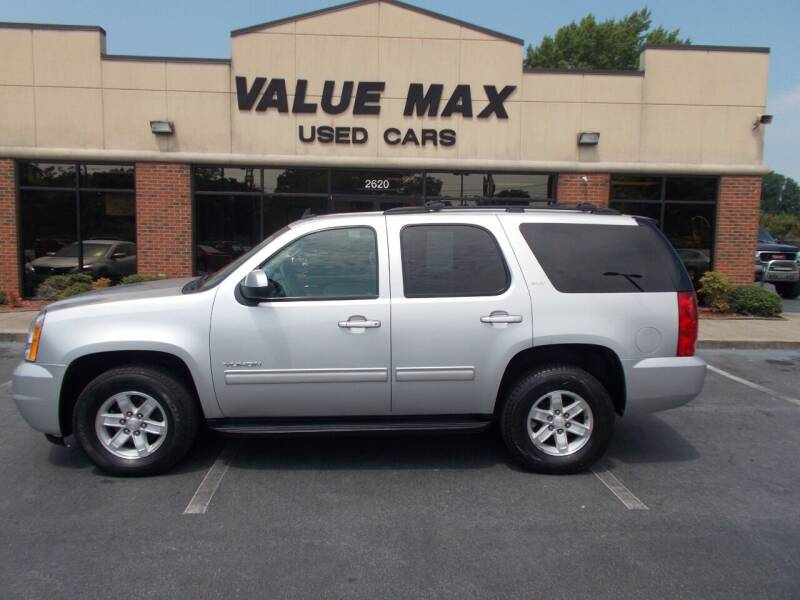 2012 GMC Yukon for sale at ValueMax Used Cars in Greenville NC