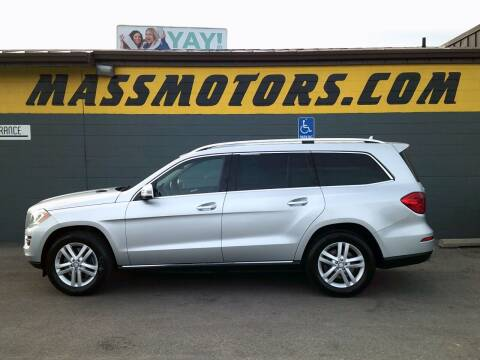 2013 Mercedes-Benz GL-Class for sale at M.A.S.S. Motors - Fairview in Boise ID