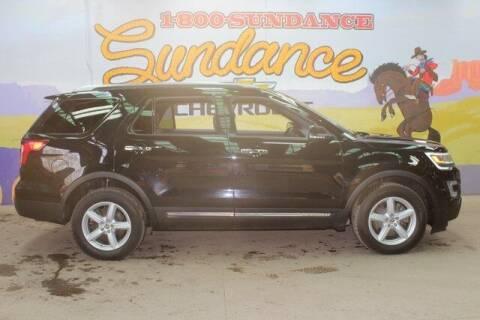 2017 Ford Explorer for sale at Sundance Chevrolet in Grand Ledge MI