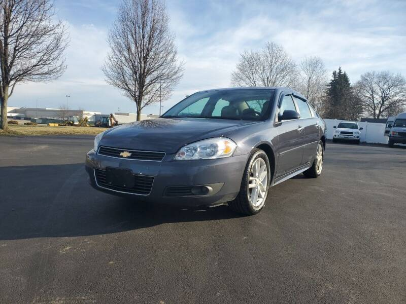 2009 Chevrolet Impala for sale at Boardman Auto Exchange in Youngstown OH