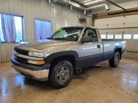 2002 Chevrolet Silverado 1500 for sale at Sand's Auto Sales in Cambridge MN