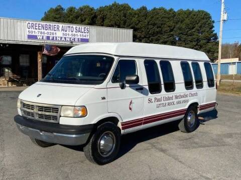 1995 Dodge Ram Van for sale at Greenbrier Auto Sales in Greenbrier AR