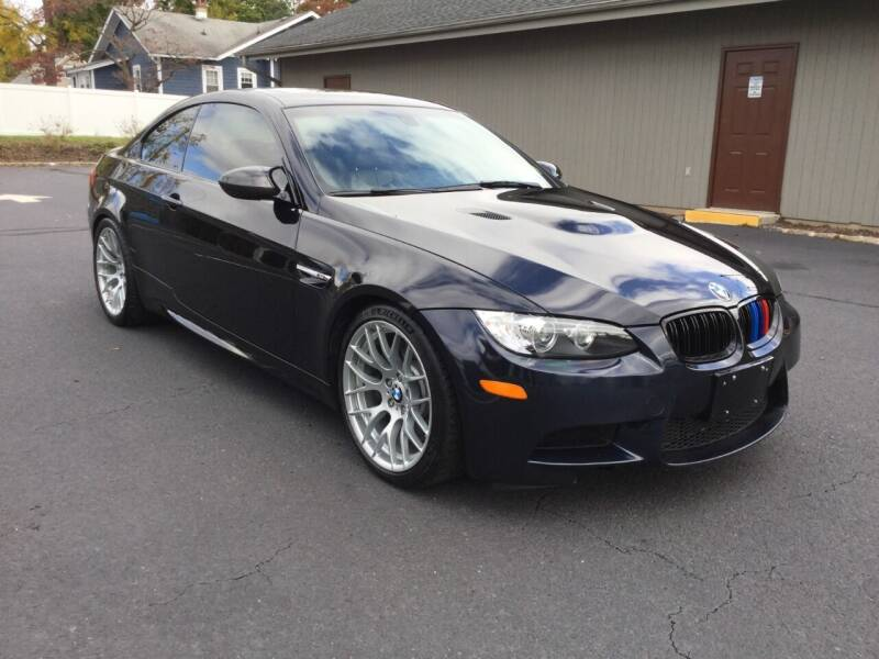 2011 BMW M3 for sale at International Motor Group LLC in Hasbrouck Heights NJ