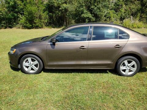 2013 Volkswagen Jetta for sale at Easy Street Auto Brokers in Lake City FL