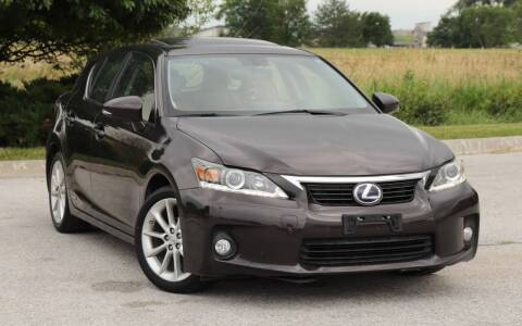 2013 Lexus CT 200h for sale at Big O Auto LLC in Omaha NE