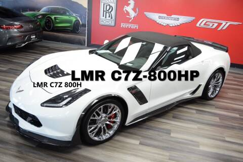 2015 Chevrolet Corvette for sale at Icon Exotics in Houston TX