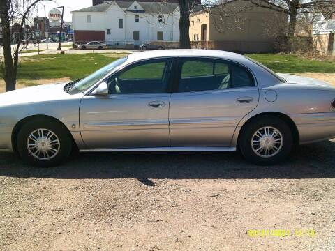 2004 Buick LeSabre for sale at D & D Auto Sales in Topeka KS