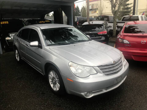 2007 Chrysler Sebring for sale at Car Craft Auto Sales Inc in Lynnwood WA