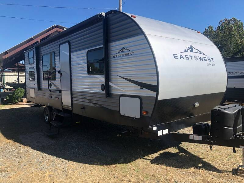 2020 FOR RENT!!! 2020 EAST WEST 27KNS for sale at S & R RV Sales & Rentals, LLC in Marshall TX
