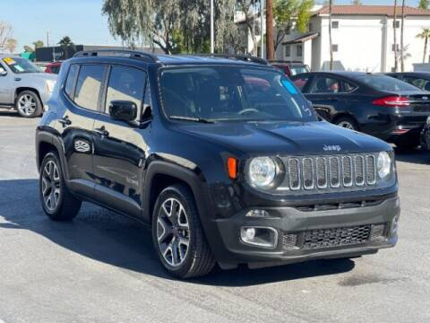 2018 Jeep Renegade for sale at Brown & Brown Wholesale in Mesa AZ