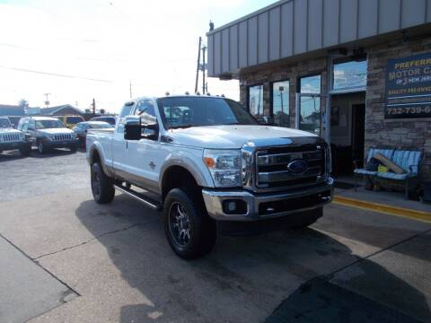 2011 Ford F-350 Super Duty for sale at Preferred Motor Cars of New Jersey in Keyport NJ