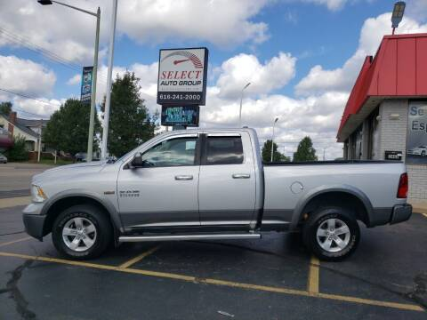 2013 RAM Ram Pickup 1500 for sale at Select Auto Group in Wyoming MI