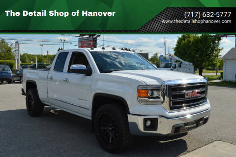 2014 GMC Sierra 1500 for sale at The Detail Shop of Hanover in New Oxford PA