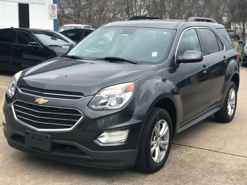 2017 Chevrolet Equinox for sale at Discount Auto Company in Houston TX