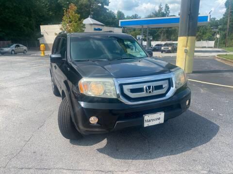 2010 Honda Pilot for sale at BRAVA AUTO BROKERS LLC in Clarkston GA