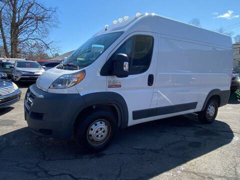 2015 RAM ProMaster Cargo for sale at White River Auto Sales in New Rochelle NY