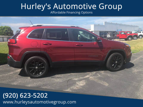 2014 Jeep Cherokee for sale at Hurley's Automotive Group in Columbus WI