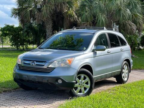 2008 Honda CR-V for sale at Citywide Auto Group LLC in Pompano Beach FL