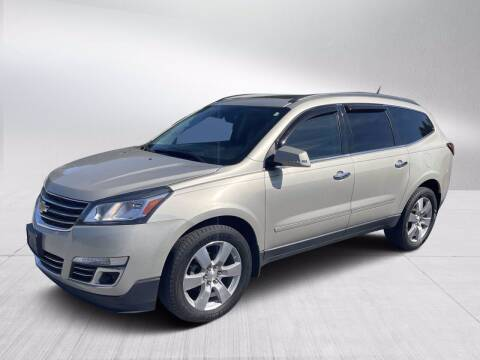 2015 Chevrolet Traverse for sale at Fitzgerald Cadillac & Chevrolet in Frederick MD