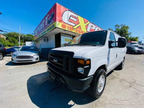 2010 Ford E-Series Cargo for sale at EXPORT AUTO SALES, INC. in Nashville TN