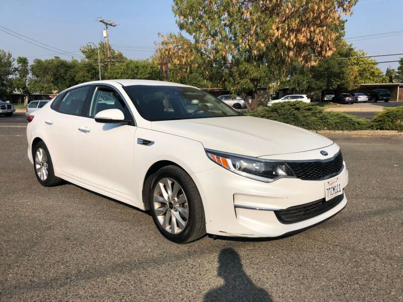 2016 Kia Optima for sale at All Cars & Trucks in North Highlands CA