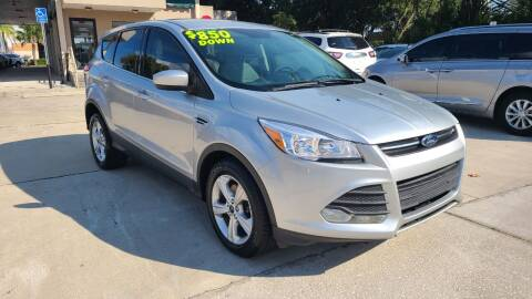 2015 Ford Escape for sale at Dunn-Rite Auto Group in Longwood FL