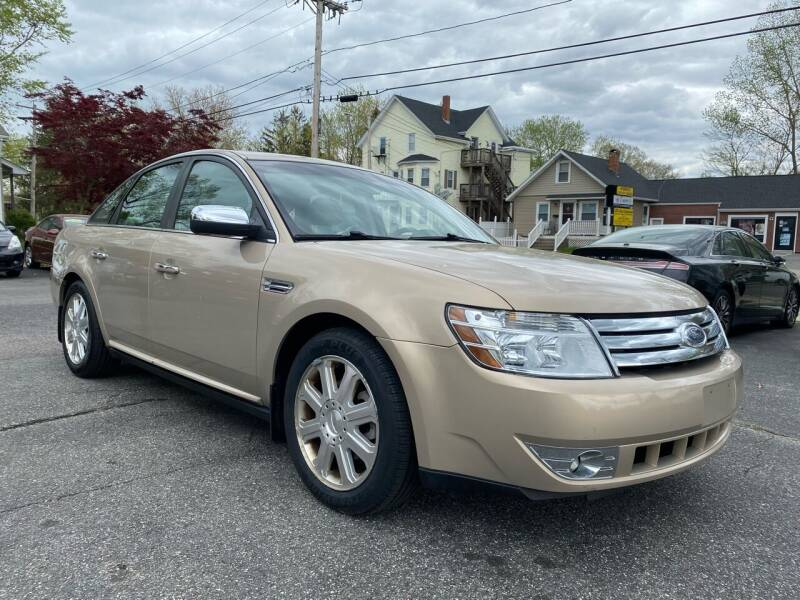 2008 Ford Taurus for sale at Automazed in Attleboro MA