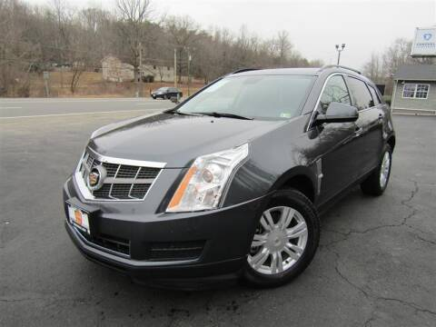 2012 Cadillac SRX for sale at Guarantee Automaxx in Stafford VA