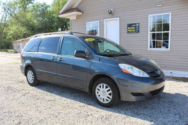 2010 Toyota Sienna for sale at Auto Force USA in Elkhart IN