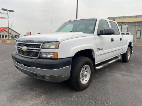 2005 Chevrolet Silverado 2500HD for sale at Right Price Auto in Idaho Falls ID