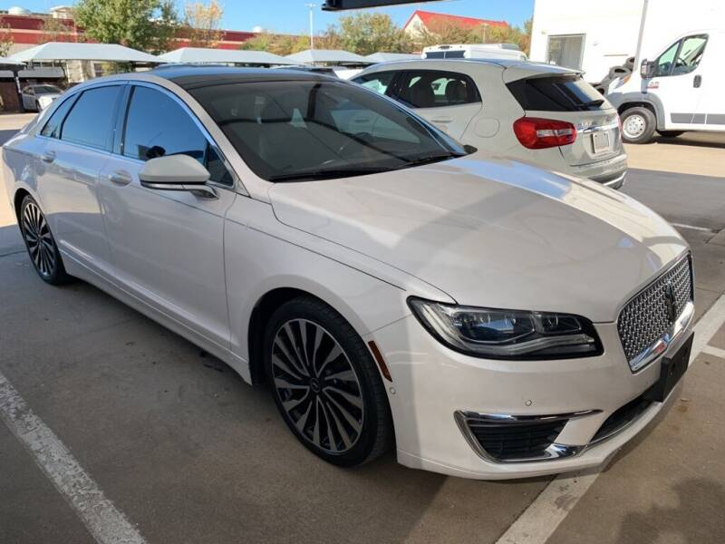 2017 Lincoln MKZ for sale at Excellence Auto Direct in Euless TX