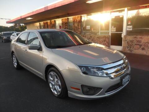 2010 Ford Fusion for sale at Auto 4 Less in Fremont CA
